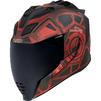 Icon Airflite Blockchain Motorcycle Helmet Thumbnail 3