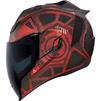 Icon Airflite Blockchain Motorcycle Helmet Thumbnail 5