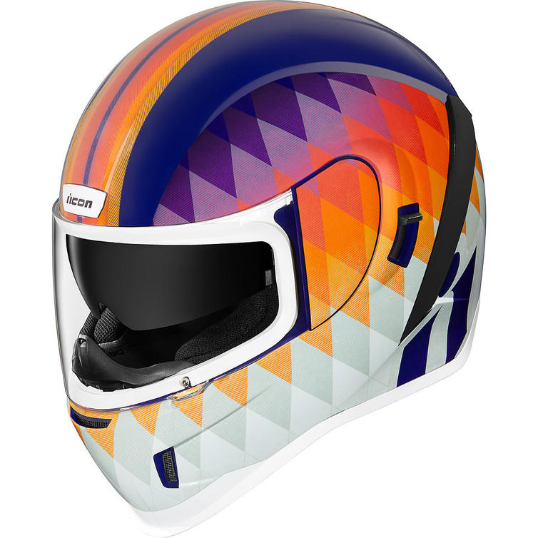 Icon Airform Hello Sunshine Motorcycle Helmet