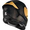 Icon Airframe Pro Carbon Motorcycle Helmet & Visor Thumbnail 6