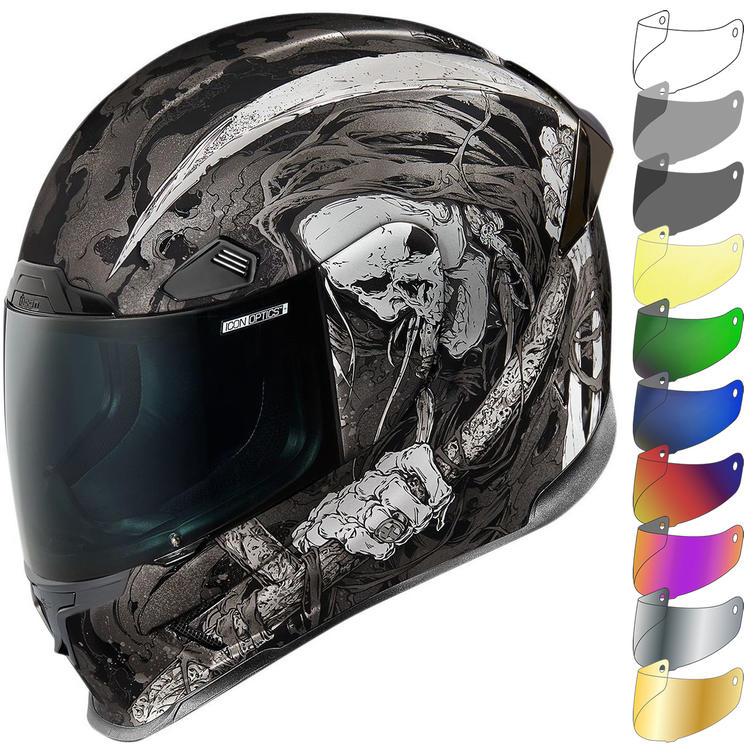 Icon Airframe Pro Harbinger Motorcycle Helmet & Visor