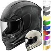 Icon Airframe Pro Construct Motorcycle Helmet & Visor