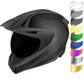 Icon Variant Pro Ghost Carbon Dual Sport Helmet & Visor