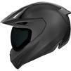 Icon Variant Pro Ghost Carbon Dual Sport Helmet & Visor Thumbnail 5