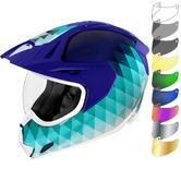 Icon Variant Pro Hello Sunshine Dual Sport Helmet & Visor