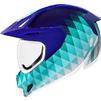 Icon Variant Pro Hello Sunshine Dual Sport Helmet & Visor Thumbnail 5