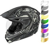 Icon Variant Pro Totem Dual Sport Helmet & Visor