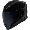 Icon Airflite MIPS Stealth Motorcycle Helmet & Visor Thumbnail 4