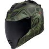 Icon Airflite Blockchain Motorcycle Helmet & Visor Thumbnail 4