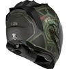 Icon Airflite Blockchain Motorcycle Helmet & Visor Thumbnail 8