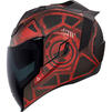 Icon Airflite Blockchain Motorcycle Helmet & Visor Thumbnail 7