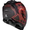 Icon Airflite Blockchain Motorcycle Helmet & Visor Thumbnail 9