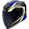 Icon Airflite Raceflite Motorcycle Helmet & Visor Thumbnail 6