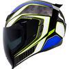 Icon Airflite Raceflite Motorcycle Helmet & Visor Thumbnail 10
