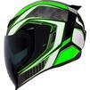 Icon Airflite Raceflite Motorcycle Helmet & Visor Thumbnail 11