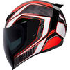 Icon Airflite Raceflite Motorcycle Helmet & Visor Thumbnail 9
