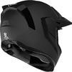 Icon Airflite Moto Motorcycle Helmet & Visor Thumbnail 6