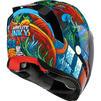 Icon Airflite Inky Motorcycle Helmet & Visor Thumbnail 6