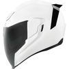 Icon Airflite Motorcycle Helmet & Visor Thumbnail 9