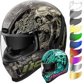 Icon Airform Parahuman Motorcycle Helmet & Visor