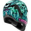 Icon Airform Parahuman Motorcycle Helmet & Visor Thumbnail 9