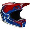Fox Racing 2021 V3 RS Wired Motocross Helmet Thumbnail 9