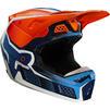 Fox Racing 2021 V3 RS Wired Motocross Helmet Thumbnail 7