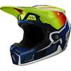 Fox Racing 2021 V3 RS Wired Motocross Helmet Thumbnail 6