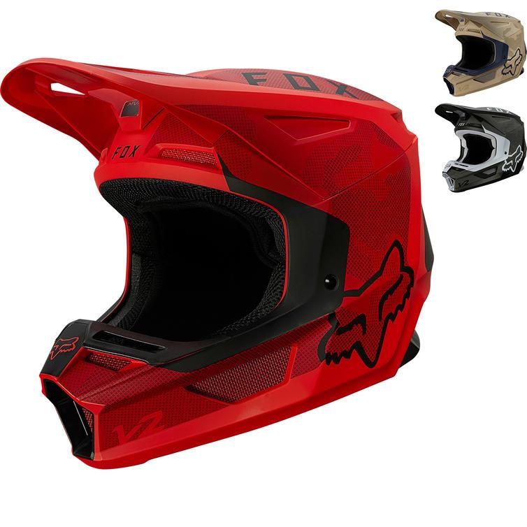 Fox Racing 2021 V2 Speyer Motocross Helmet