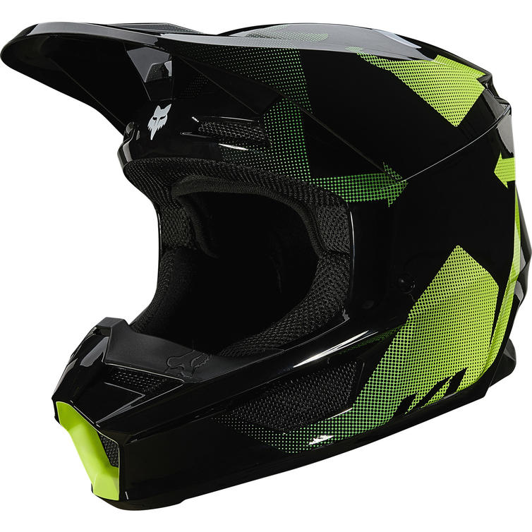 Fox Racing 2021 V1 Tayzer Motocross Helmet