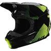 Fox Racing 2021 V1 Tayzer Motocross Helmet Thumbnail 1