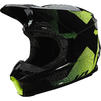 Fox Racing 2021 V1 Tayzer Motocross Helmet Thumbnail 2