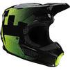 Fox Racing 2021 V1 Tayzer Motocross Helmet Thumbnail 4