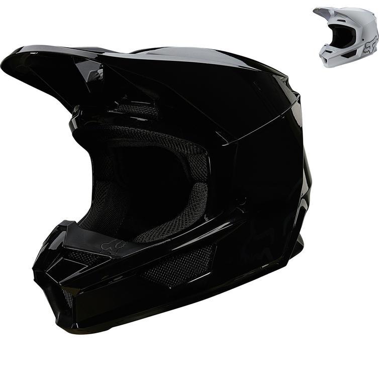 Fox Racing 2021 V1 Plaic Motocross Helmet