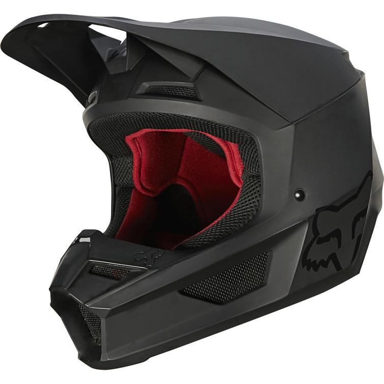 Fox Racing 2021 V1 Matte Motocross Helmet