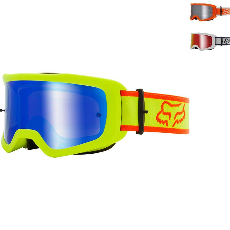 Fox Racing Main Barren Spark Motocross Goggles