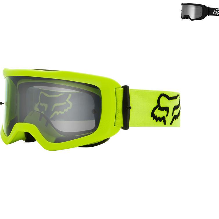 Fox Racing Main S Stray Motocross Goggles