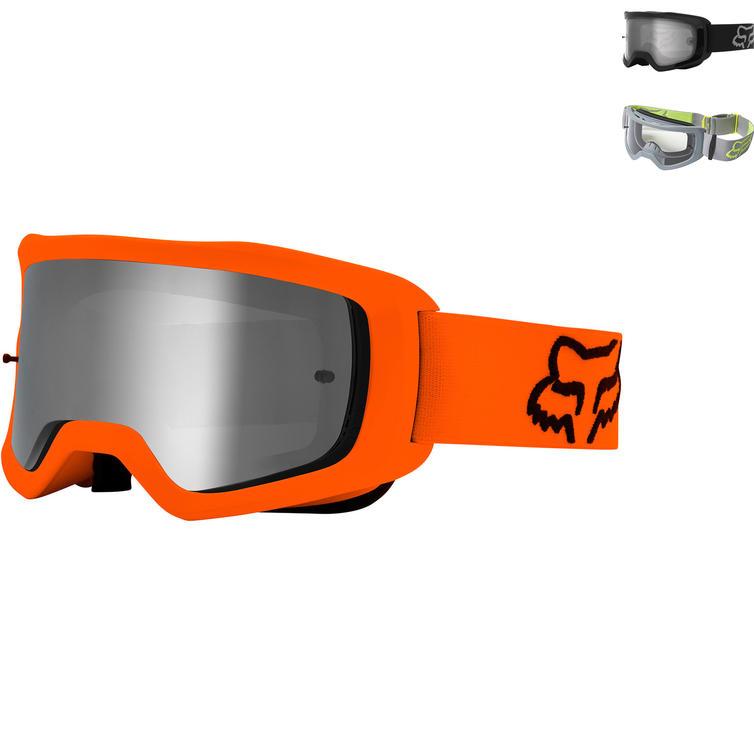 Fox Racing Main X Stray Motocross Goggles