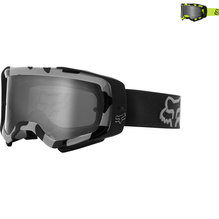 Fox Racing Airspace Stray Motocross Goggles