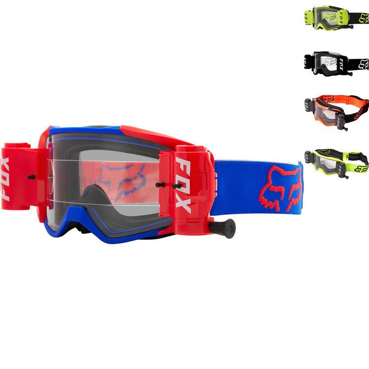 Fox Racing Vue Stray Roll Off Motocross Goggles