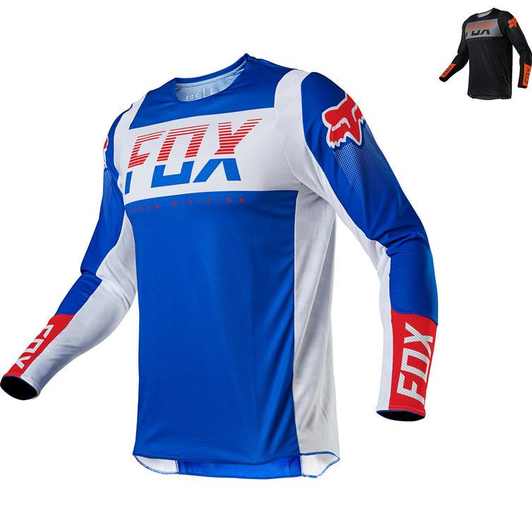 Fox Racing 2021 360 Afterburn Motocross Jersey