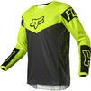 Fox Racing 2021 180 REVN Motocross Jersey Thumbnail 6
