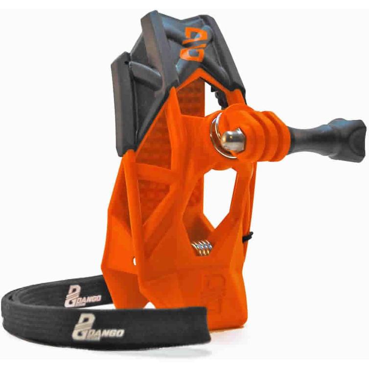 Dango Design Multi-Sport Action Camera Chin Gripper Mount