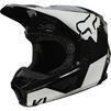 Fox Racing 2021 Youth V1 REVN Motocross Helmet Thumbnail 5