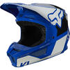 Fox Racing 2021 Youth V1 REVN Motocross Helmet Thumbnail 4