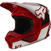 Fox Racing 2021 Youth V1 REVN Motocross Helmet Thumbnail 3