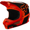 Fox Racing 2021 Youth V1 REVN Motocross Helmet Thumbnail 6