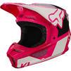 Fox Racing 2021 Youth V1 REVN Motocross Helmet Thumbnail 8