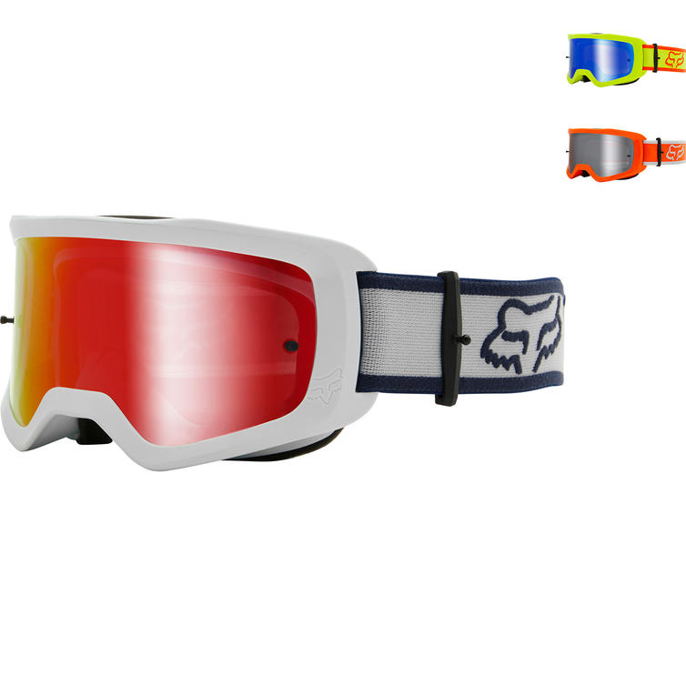 Fox Racing Youth Main Barren Spark Motocross Goggles
