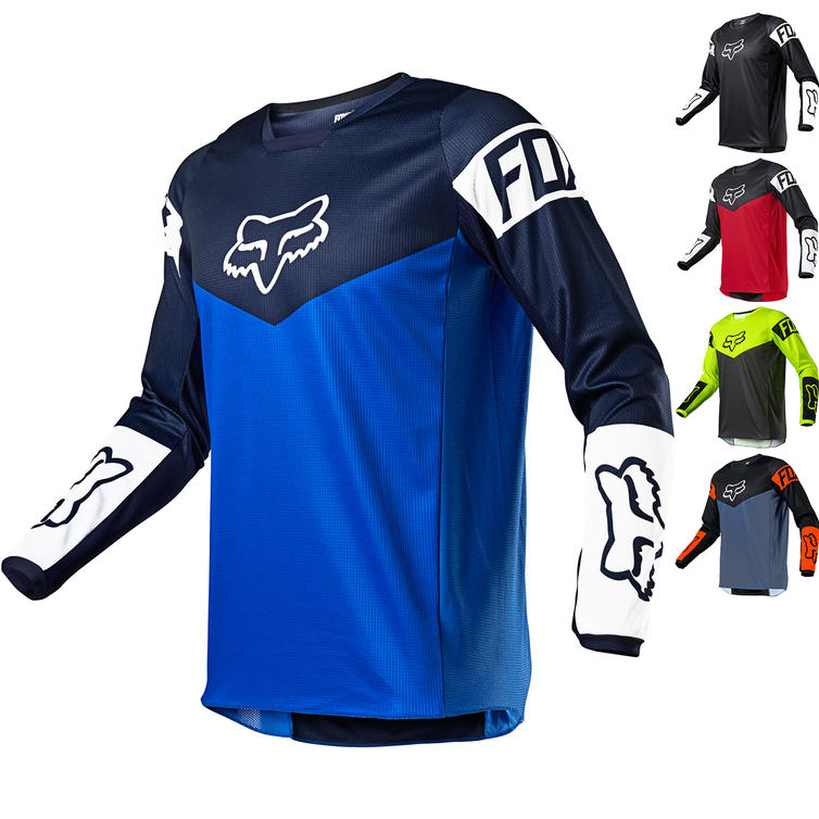 Fox Racing 2021 Youth 180 REVN Motocross Jersey